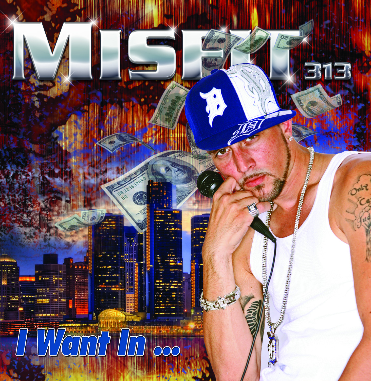 MISFIT - I Want In... (2012)